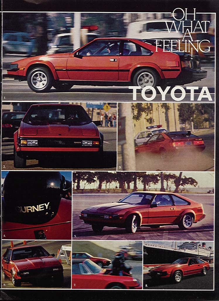 Cool Used Car #1: Mark II Toyota Supra. There Have Been Four Toyota Supras  ...